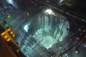Bertha TBM's breakthrough in Seattle