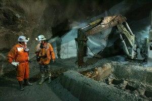 El Teniente Mine is the biggest underground mine