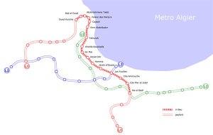 Algiers Metro Line 1
