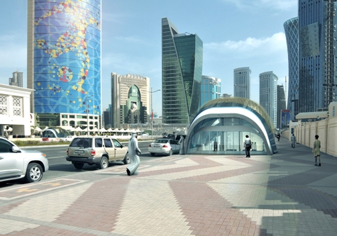 how to find tenders in qatar