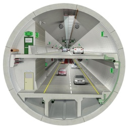 Eurasia Tunnel Project