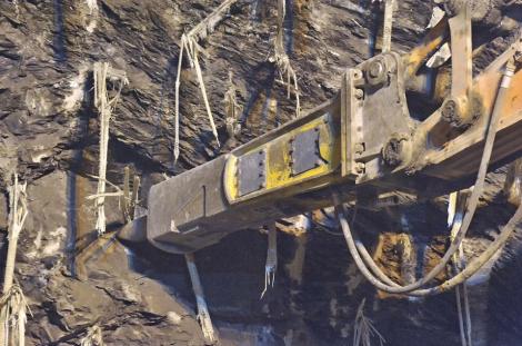 Hydraulics hammer