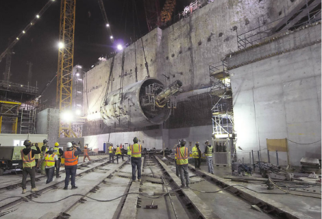 Qatar-TBMs finish Green Line Doha