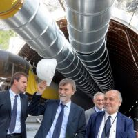 Lyon – Torino tunnelling launched