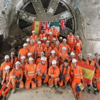 Tunnelling complete on Northern line extension